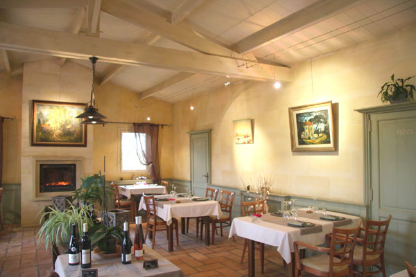 restaurant Les Tendelles au Perrier