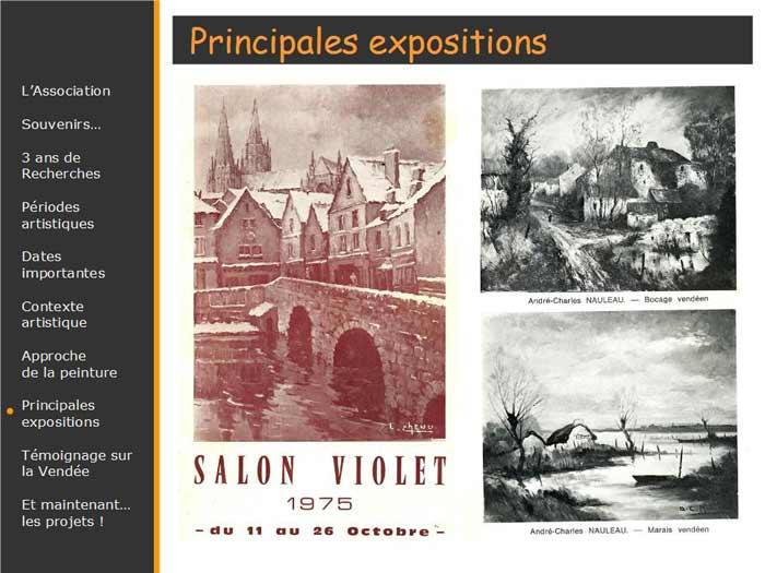Catalogue du Salon Yonnais de 1975