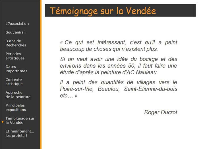 Citation de Roger Ducrot