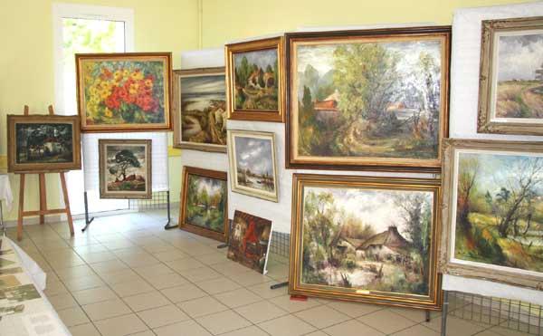 Sélection de tableaux