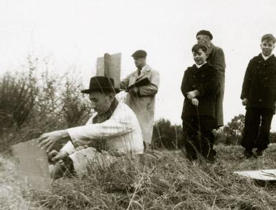 Nauleau et Jean Droillard