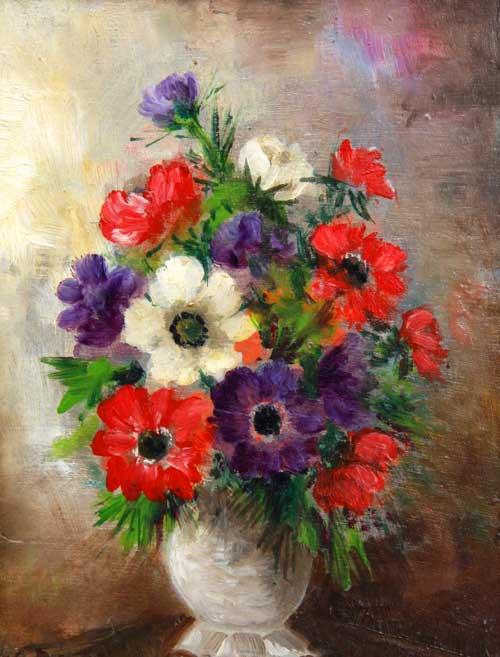Bouquet par Nauleau