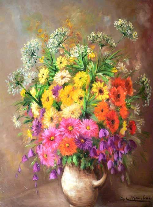 Peintre connu en vendée