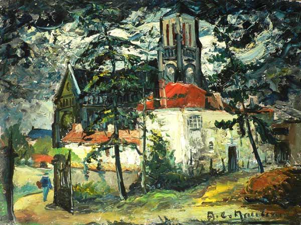 Saint Etienne du Bois