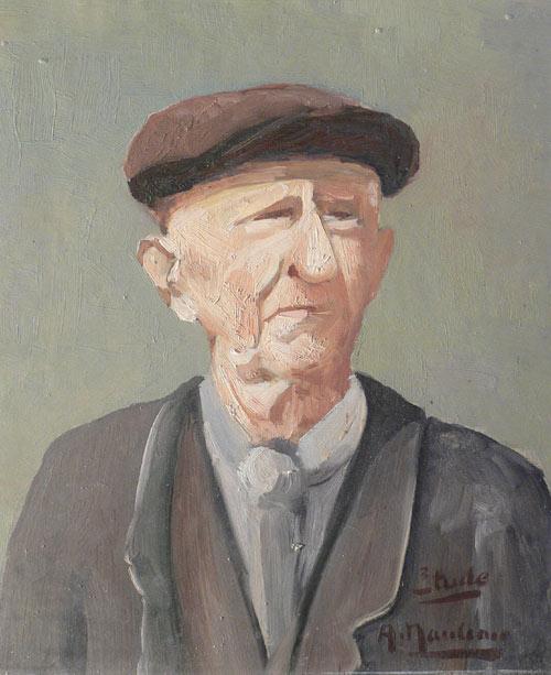 Etude réalisée avec Léon Haudeville