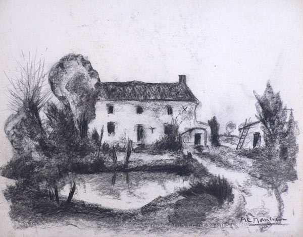 Une ferme en Vendée