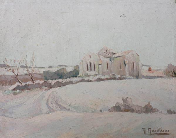 abbaye des Fontenelles en Vendée
