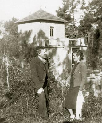 André-Charles et Henriette