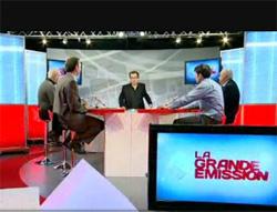 TV Vendée reçoit l'association