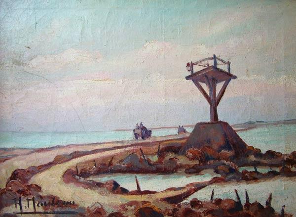 Noirmoutier le passage du Gois