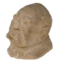 portrait de clémenceau