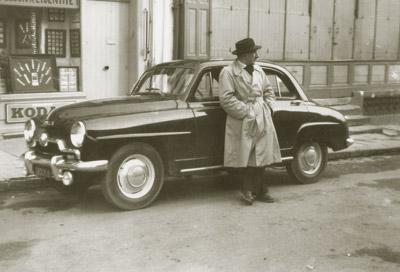 sa première voiture
