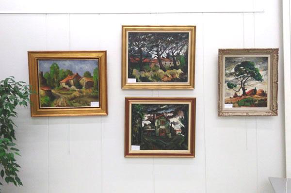 quatre tableaux nauleau à La Roche-sur-Yon