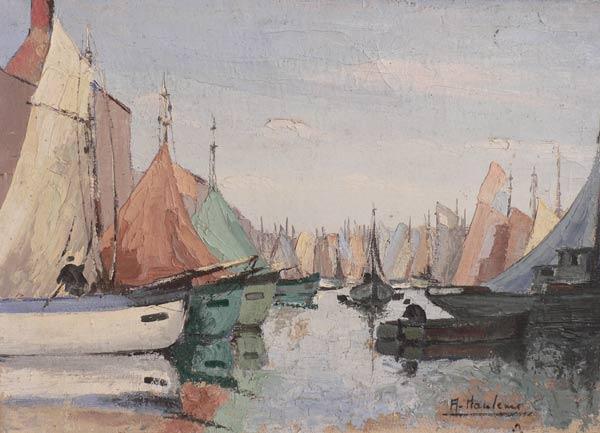 rassemblement de bateaux à voiles