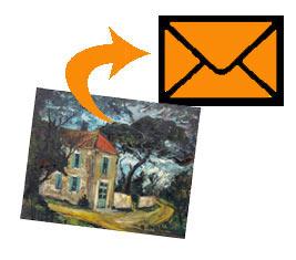 notre association recense les oeuvres du peintre